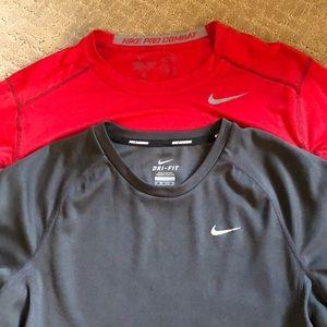Nike dri fit men's shirts